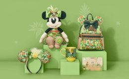 Minnie Mouse Main Attraction Mai May Tiki Room Collection